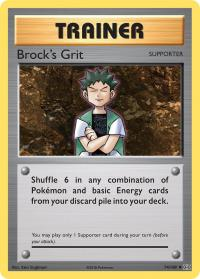 pokemon xy evolutions brock s grit 74 108