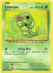 pokemon xy evolutions caterpie 3 108