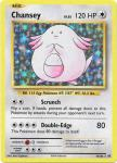 pokemon xy evolutions chansey 70 108