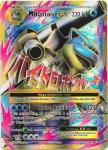 pokemon xy evolutions m blastoise ex full art 102 108