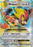 pokemon xy evolutions m pidgeot ex 65 108