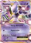pokemon xy evolutions mewtwo ex 52 108
