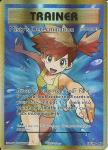 pokemon xy evolutions misty s determination full art 108 108