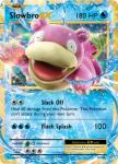 pokemon xy evolutions slowbro ex 26 108