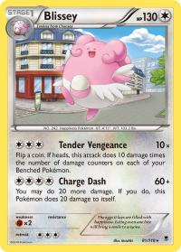 pokemon xy phantom forces blissey 81 119