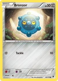 pokemon xy phantom forces bronzor 60 119