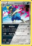 pokemon xy steam siege bisharp 64 114
