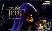star wars ccg star wars sealed product duel of the fates booster box young jedi ccg