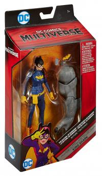 toys dc universe dc comics multiverse batgirl 6 collectible w shark piece