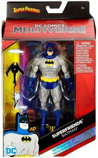 toys dc universe dc comics multiverse super friends batman action figure