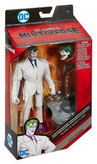 toys dc universe dc comics multiverse the joker 6 collectible w shark piece