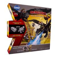 toys how to train your dragon ionix how to train your dragon 2 giant toothless battle set