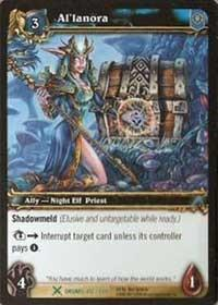 warcraft tcg drums of war al lanora