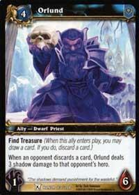 warcraft tcg fields of honor orlund