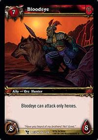 warcraft tcg march of legion bloodeye