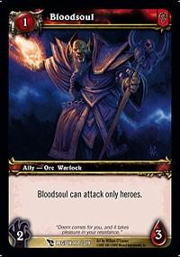 warcraft tcg march of legion bloodsoul