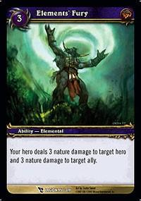 warcraft tcg march of legion elements fury