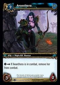 warcraft tcg the dark portal avanthera
