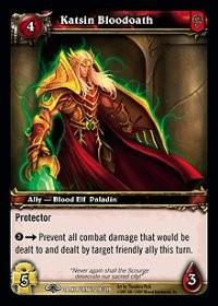 warcraft tcg the dark portal katsin bloodoath