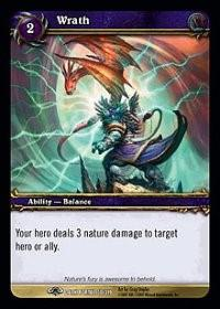 warcraft tcg the dark portal wrath