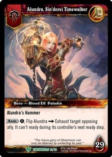 Alundra, Sin'dorei Timewalker (Alternate)