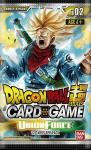 dragonball super card game bt2 union force