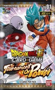 dragonball super card game tb1 tournament of power
