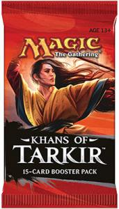 magic the gathering khans of tarkir