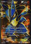 pokemon xy furious fists lucario ex full art 107 111
