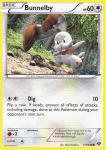 pokemon xy base set bunnelby 111 146