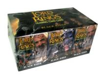 lotr tcg lotr sealed product black rider starter box