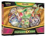 pokemon pokemon boxes and packs flygon ex box