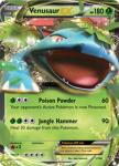 pokemon xy base set venusaur ex 1 146