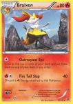pokemon xy base set braixen 25 146