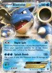 pokemon xy base set blastoise ex 29 146