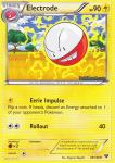 pokemon xy base set electrode 45 146