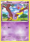 pokemon xy base set ekans 47 146