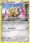 pokemon xy base set doublade 84 146