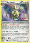 pokemon xy base set aegislash 86 146