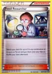 pokemon xy furious fists fossil researcher 92 111