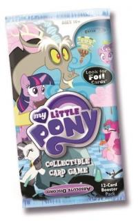 my little pony my little pony sealed product absolute discord booster pack