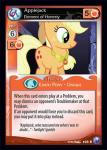 my little pony canterlot nights applejack element of honesty