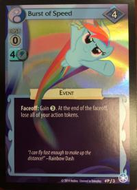my little pony mlp promos burst of speed pf3