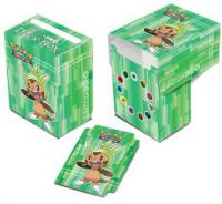 pokemon pokemon pins coins accesories chespin deck box