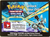 pokemon online tcg codes black kyurem ex best of 2013 tin code