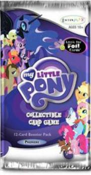 my little pony my little pony sealed product my little pony premiere booster pack