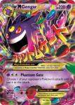 pokemon xy phantom forces m gengar ex 35 119