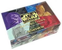 star wars ccg star wars sealed product reflections 1 booster box