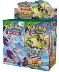 pokemon pokemon boxes and packs roaring skies booster box