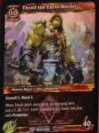 warcraft tcg foil and promo cards thrall the earth warder foil